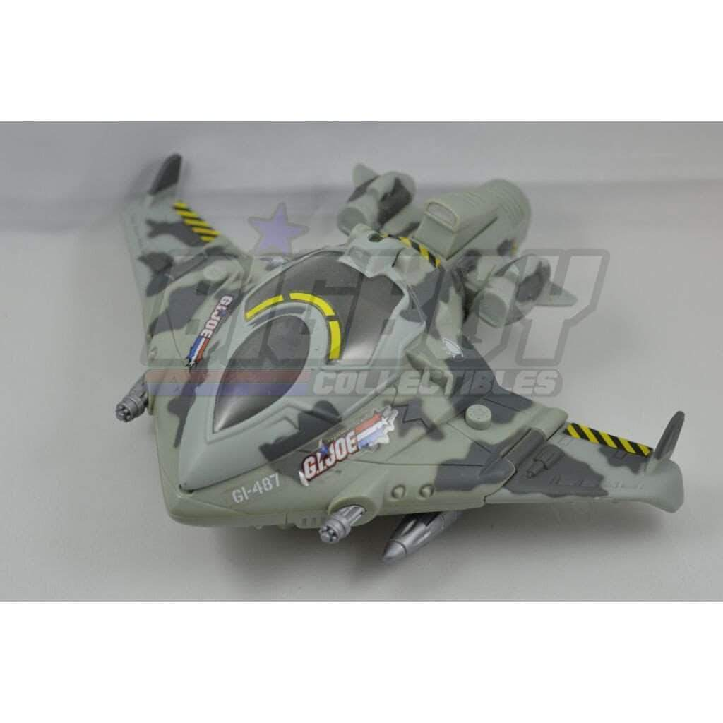 Hasbro G.I. Joe Vehicle Tigerhawk (2004)