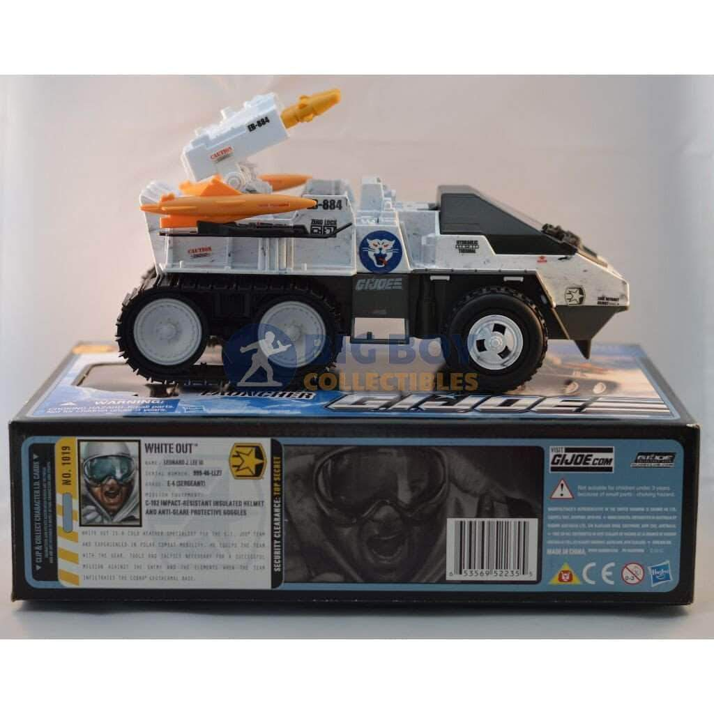 Hasbro G.I. Joe Vehicle Wolf Hound (2010)