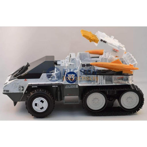 Image of Hasbro G.I. Joe Vehicle Wolf Hound (2010)