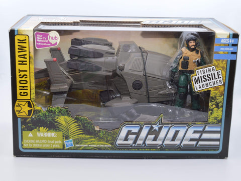 Hasbro G.I. Joe Vehicle Ghost Hawk (2010)
