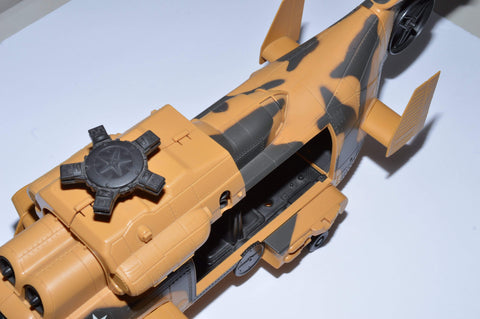 Hasbro G.I. Joe Vehicle GI Joe Eaglehawk Helicopter (2013)