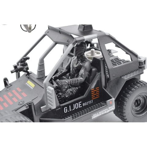 Hasbro G.I. Joe Vehicle Ninja Commando 4X4 with Grappling Hook Launcher