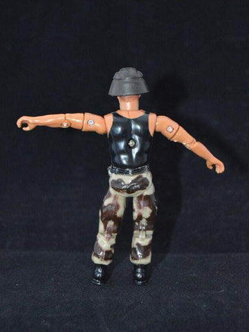 Image of Hasbro Non GI Joe Commando Hank US1