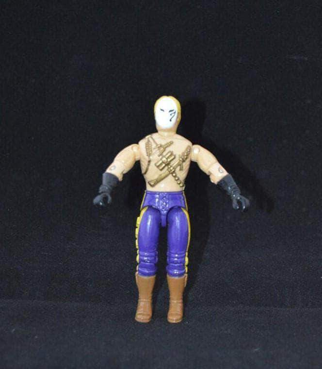 Hasbro Non GI Joe Vega ( Street Fighters ) (1993 v1)
