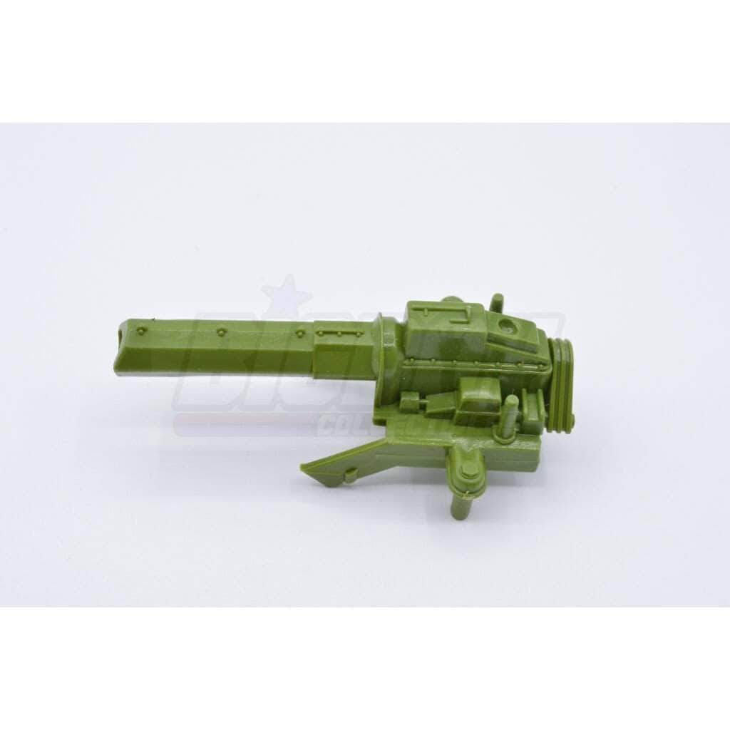 Hasbro Parts 1985 Silver Mirage Cannon