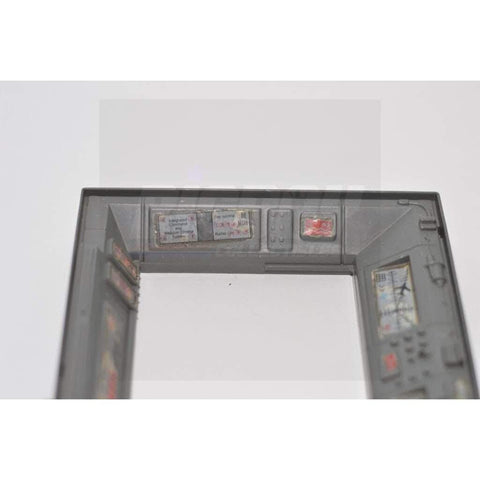 Image of Hasbro Parts 1985 Tactical Battle Platform Console