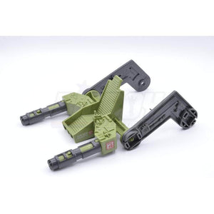 Hasbro Parts 1986 Havoc Gun Chair w Sleeves & Arms