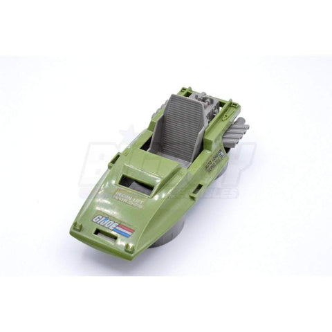 Image of Hasbro Parts 1986 Havoc Recon Sled