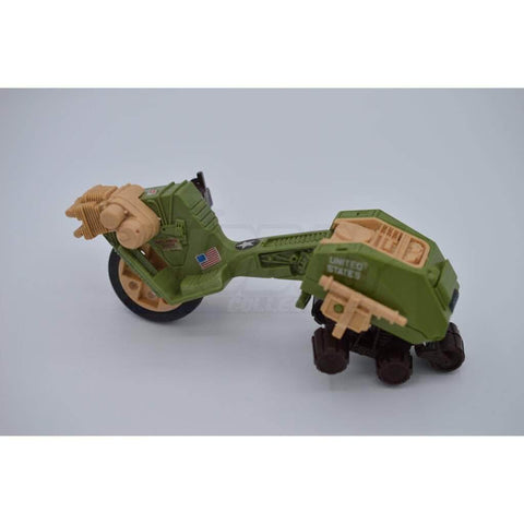Image of Hasbro Parts 1986 LCV Recon Sled