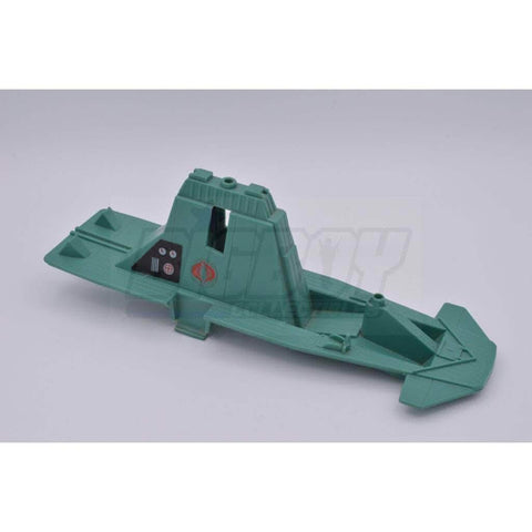 Image of Hasbro Parts 1986 Swampfire Deck