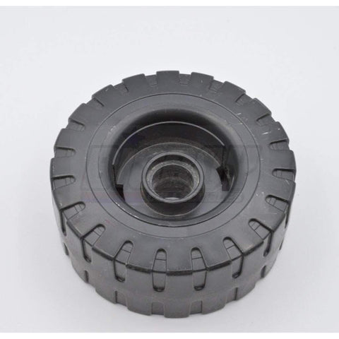 Image of Hasbro Parts 1988 Rolling Thunder Wheel w Hubcap