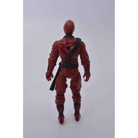 Hasbro G.I. Joe Incomplete Red Ninja (2012 v4)