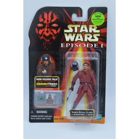 Image of Hasbro Star Wars Star Wars Episode I Naboo Royal Guard