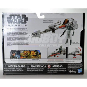 Hasbro Star Wars Star Wars Rouge One Imperial Speeder with AT-DP Pilot