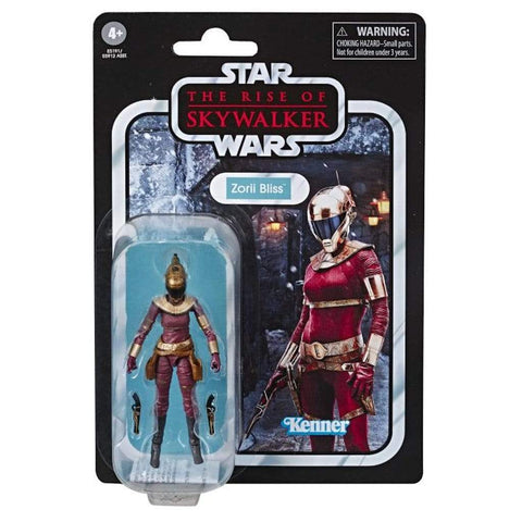 Hasbro Star Wars Star Wars The Vintage Collection Zorii Bliss (The Rise of Skywalker)