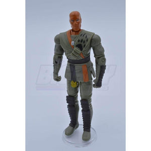 Hasbro G.I. Joe Incomplete Tiger Claw (2005 v1) Figure