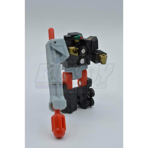 Image of Hasbro Transformers Transformers Armada Land Military Bonecrusher