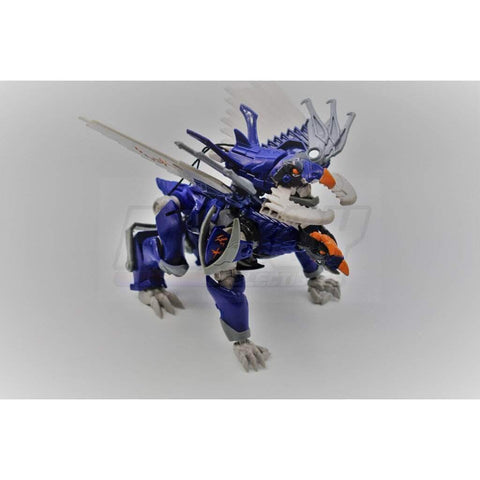 Image of Hasbro Transformers Transformers Beast Hunters Darksteel Figure