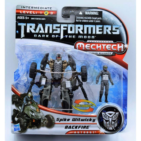 Hasbro Transformers Transformers Dark of the Moon Backfire