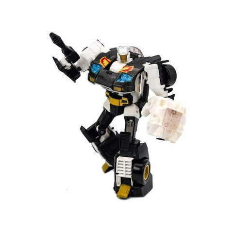 Hasbro Transformers Transformers Generations Selects Deluxe Ricochet (Stepper) Figure Exclusive