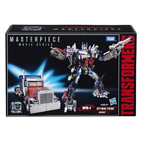 Image of Hasbro Transformers Transformers Masterpiece Movie Series Optimus Prime MPM-4