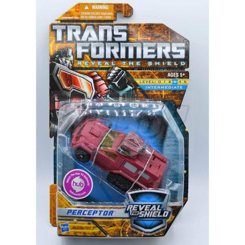 Image of Hasbro Transformers Transformers Reveal the Shield Perceptor