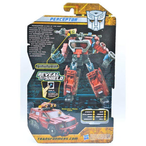Transformers Reveal the Shield Perceptor