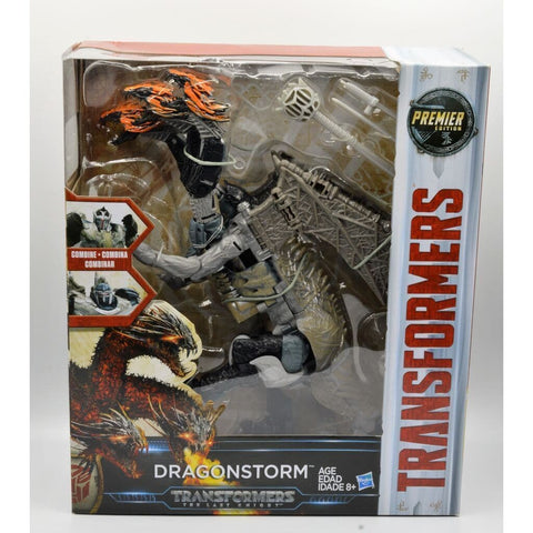 Image of Hasbro Transformers Transformers The Last Knight Dragonstorm Figure
