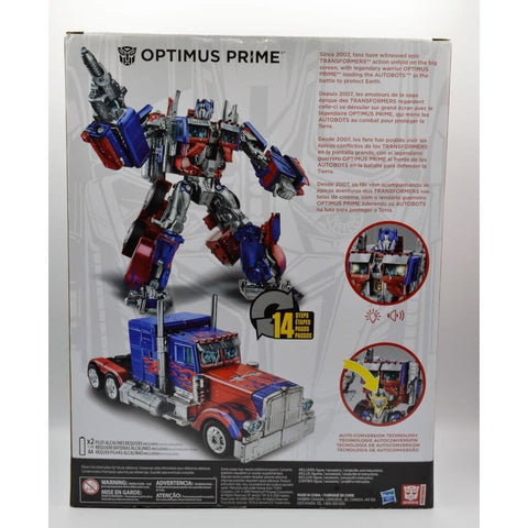 Image of Hasbro Transformers Transformers Tribute Optimus Prime