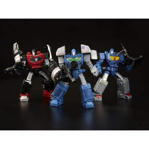 Hasbro Transformers Transformers War for Cybertron Siege Deluxe Refraktor Team Exclusive Three Pack