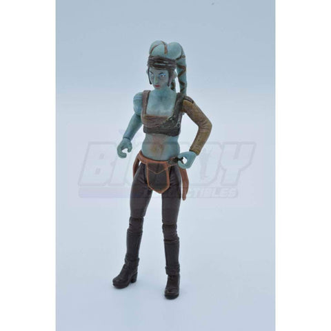 Image of kenner Star Wars Attack of the Clones Aayla Secura