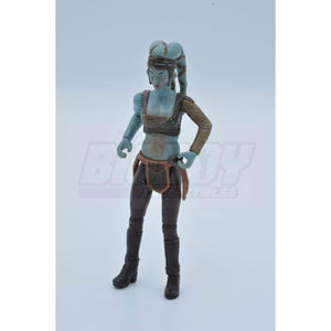 kenner Star Wars Attack of the Clones Aayla Secura