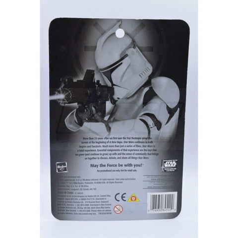 Image of kenner Star Wars Attack of the Clones Clone Trooper
