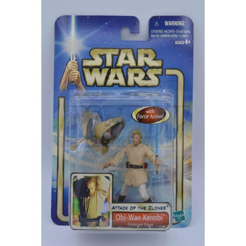 kenner Star Wars Attack of the Clones Obi-Wan Kenobi