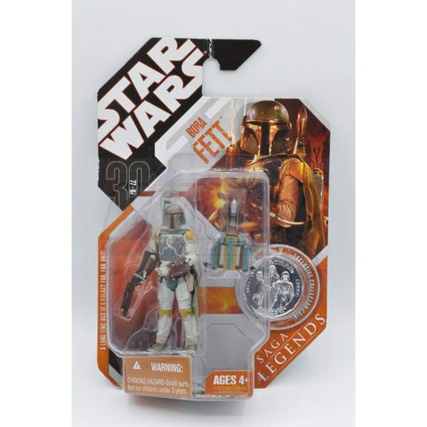 Image of kenner Star Wars Star Wars 30th Anniversary Boba Fett