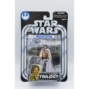 kenner Star Wars Star Wars The Original Trilogy Collection Lando Calrissian