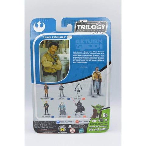 Image of kenner Star Wars Star Wars The Original Trilogy Collection Lando Calrissian