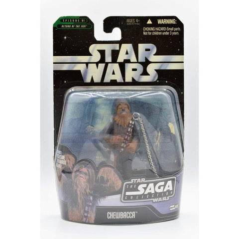 Image of kenner Star Wars Star Wars The Saga Collection Chewbacca