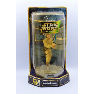 kenner Star Wars The Power of the Force Epic Force Bespin Luke Skywalker