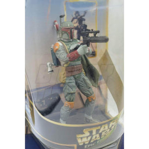 kenner Star Wars The Power of the Force  Epic Force Boba Fett