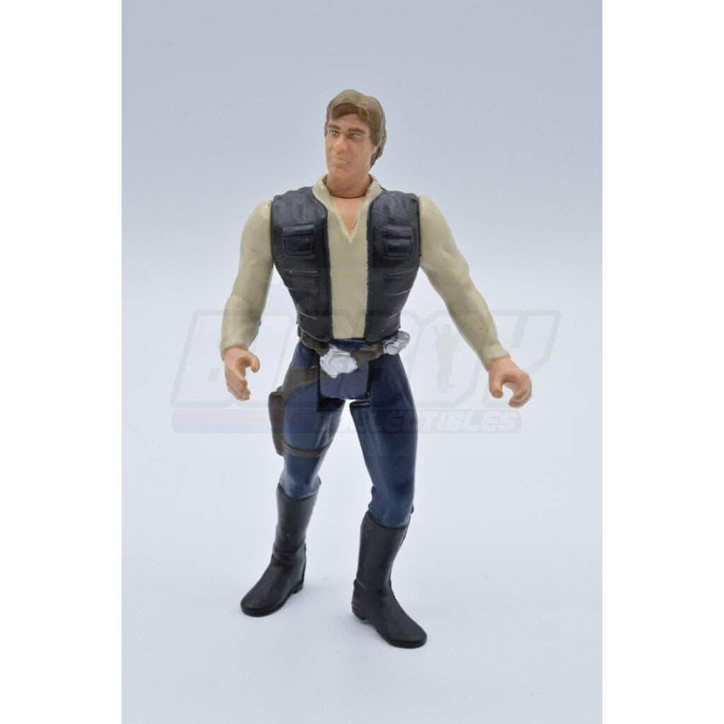 kenner Star Wars The Power of the Force Han Solo