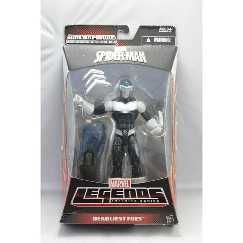 Image of Marvel Marvel Legends Marvel Legends Infinite Series Deadliest Foes Boomerang Figure
