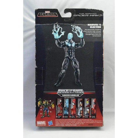 Image of Marvel Marvel Legends Marvel Legends Infinite Series Electro
