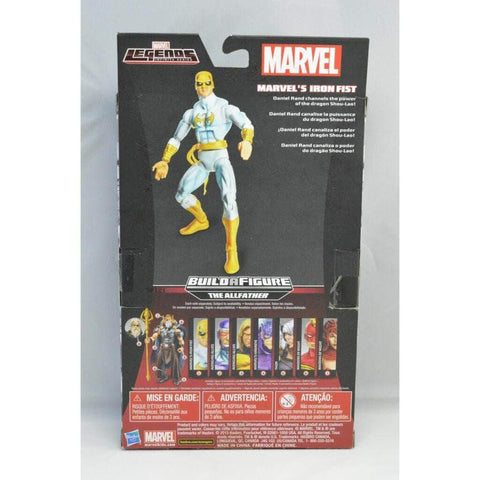 Image of Marvel Marvel Legends Marvel Legends Infinite Series Iron Fist