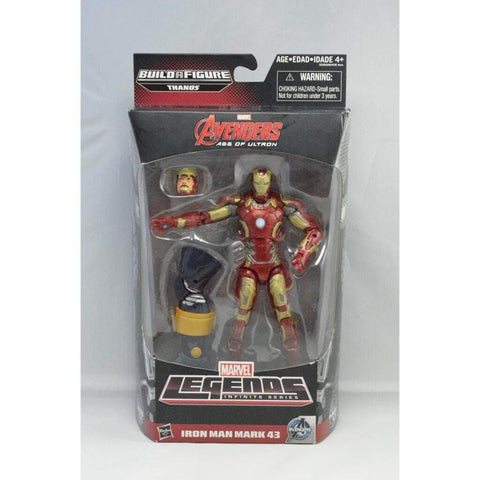 Image of Marvel Marvel Legends Marvel Legends Infinite Series Iron Man Mark 43