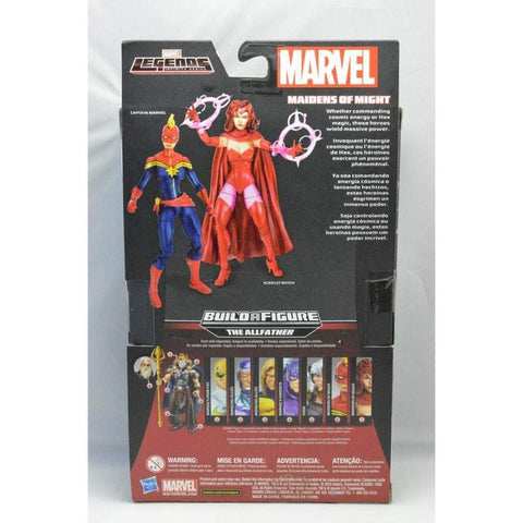 Image of Marvel Marvel Legends Marvel Legends Infinite Series Maidens of Might Scarlet Witch