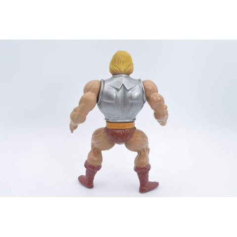 Image of Mattel MOTU 1984 Battle Armor He-Man