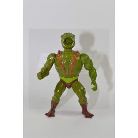Image of Mattel MOTU 1984 Kobra Khan Figure
