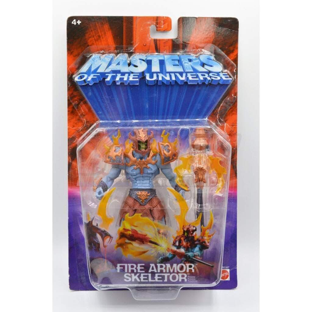 Mattel MOTU Masters Of The Universe Fire Armor Skeletor