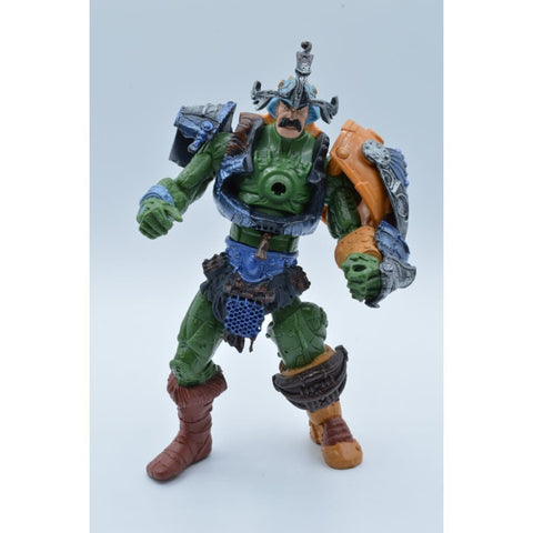 Image of Mattel MOTU Masters Of The Universe Samurai Man-At-Arms